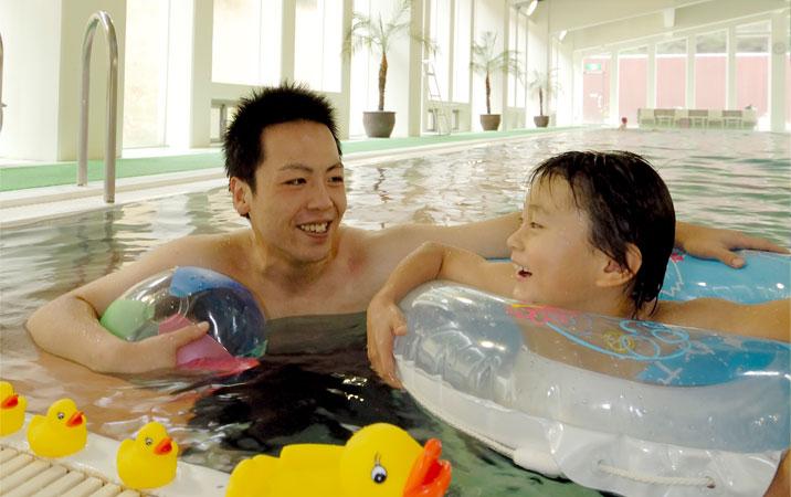 温水プール 関西