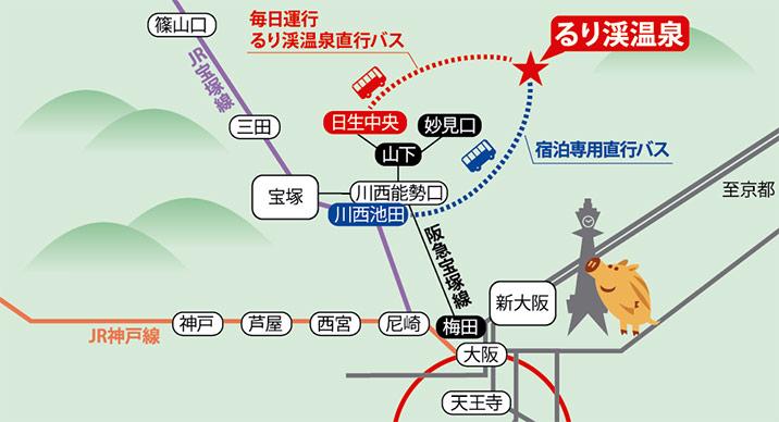 2014.03~るり渓路線図大阪からol